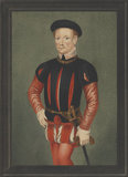 Unknown man, formerly known as Guy Dudley, Earl of Warwick