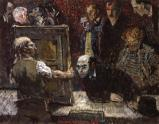 The Selecting Jury of the New English Art Club, 1909