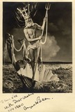 Angus McBean as Neptune