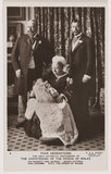 Four Generations (King Edward VII; Prince Edward, Duke of Windsor (King Edward VIII); Queen Victoria; King George V)