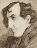 Sir Henry Irving as Alfred Jingle