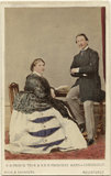 Princess Mary Adelaide, Duchess of Teck; Prince Francis, Duke of Teck