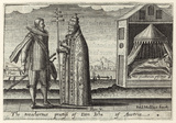 John of Austria and Pope Pius V in George Carleton's ''Thankful Remembrance of God's Mercie''