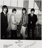 The Beatles (George Harrison; Ringo Starr; John Lennon; Paul McCartney)