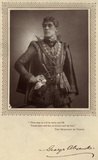 Sir George Alexander (George Samson) as Bassanio in 'The Merchant of Venice'