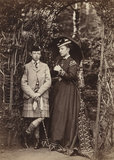 Prince Leopold, Duke of Albany; Princess Louise Caroline Alberta, Duchess of Argyll