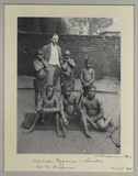 'African Pygmies in London' (including William Hoffman)