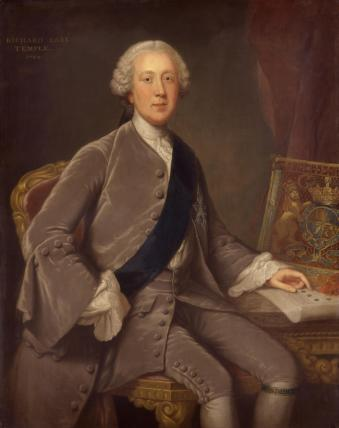 Richard Grenville-Temple, 2nd Earl Temple