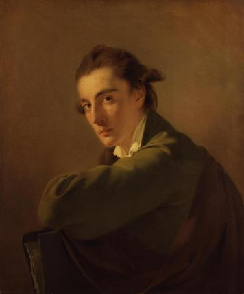 Unknown man, formerly known as Joseph Wright