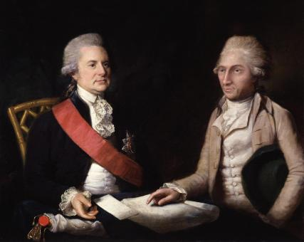 George Macartney, 1st Earl Macartney; Sir George Leonard Staunton, 1st Bt