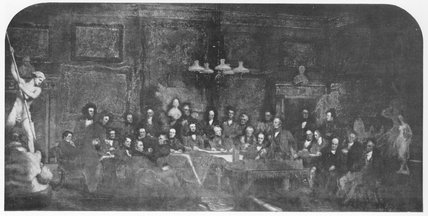 The Fine Arts Commissioners, 1846