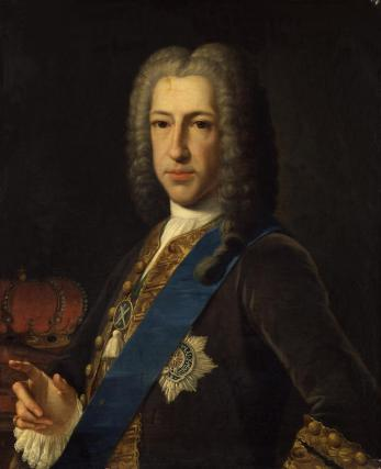 Prince James Francis Edward Stuart
