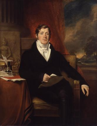 Sir Thomas Stamford Bingley Raffles