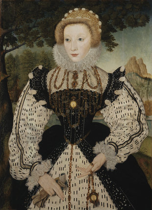 Unknown woman, formerly known as Mary, Queen of Scots