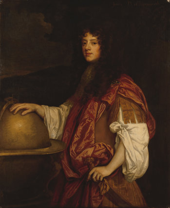 Unknown man, formerly known as James Scott, Duke of Monmouth and Buccleuch
