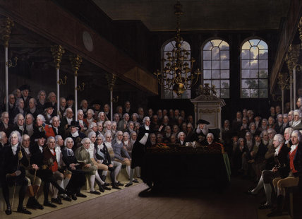 The House of Commons 1793-94