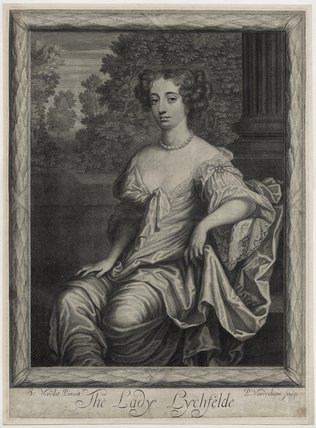 Charlotte Lee (née Fitzroy), Countess of Lichfield