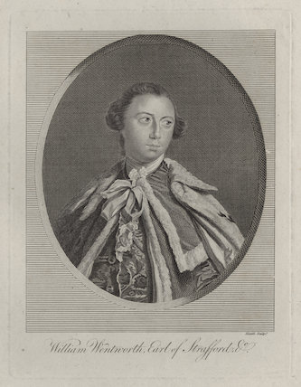 William Wentworth, 2nd Earl of Strafford
