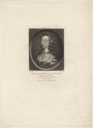 Jemimah Montagu (née Crew), Countess of Sandwich