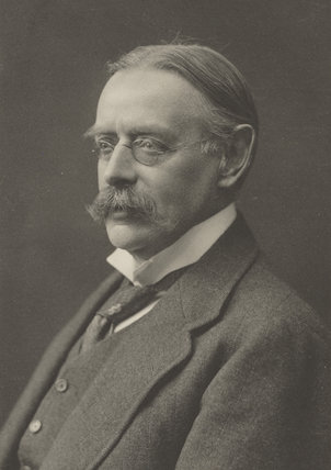 Sir Edmund William Gosse