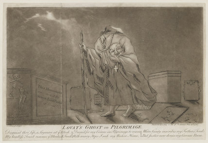 Simon Fraser, 11th Baron Lovat ('Lovat's Ghost on Pilgrimage')