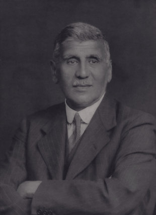Sir Percy Hubert Ezechiel