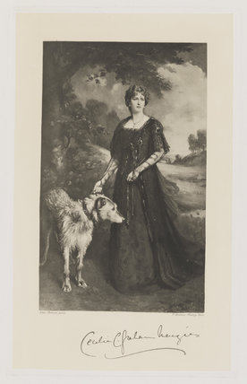 Cecilia Clementina Menzies (née Wombwell)