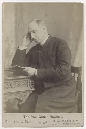 William Charles Edmund Newbolt