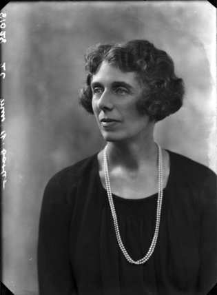 (Helen) Violet Bonham Carter (née Asquith), Baroness Asquith of Yarnbury