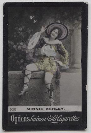 Minnie Ashley