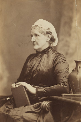 Hannah Smith (née Whitall) (Mrs Pearsall Smith)