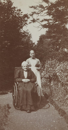 Hannah Smith (née Whitall) (Mrs Pearsall Smith); Mrs Rollings
