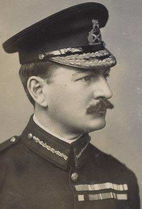 Sir (Henry Macleod) Leslie Rundle