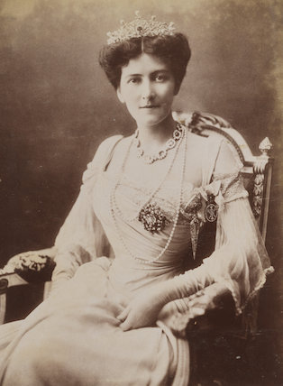 Mary Victoria (née Leiter), Lady Curzon of Kedleston