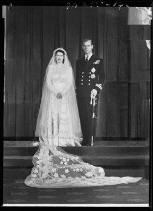 Wedding of Queen Elizabeth II and Prince Philip, Duke of Edinburgh