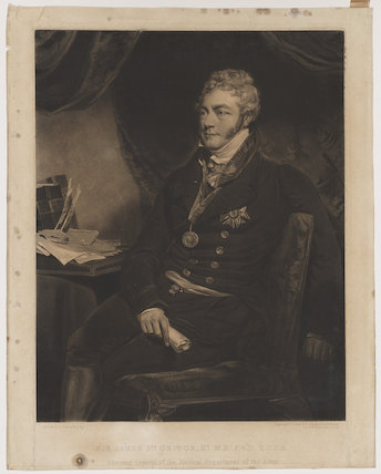 Sir James McGrigor, 1st Bt