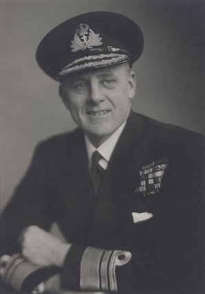 Sir Douglas Blake Fisher
