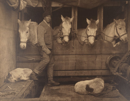 Lawrence Oates ('Captain Oates and Siberian Ponies aboard the Terra Nova')