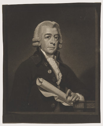 Unknown man, formerly known as Sir James Mansfield