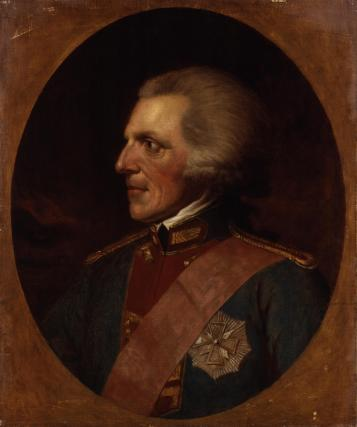 Sir Benjamin Thompson, Count von Rumford
