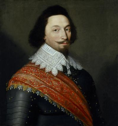 Unknown man, formerly known as George Villiers, 1st Duke of Buckingham