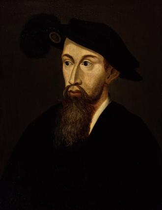 Unknown man, formerly known as Edward Seymour, 1st Duke of Somerset
