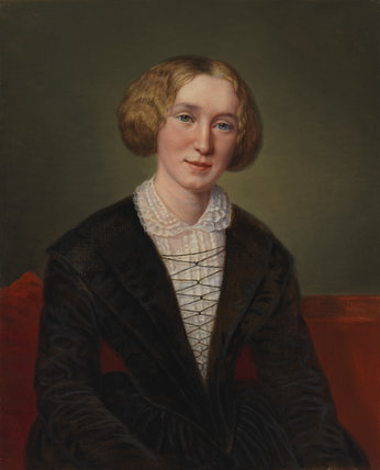 George Eliot (Mary Ann Cross (née Evans))