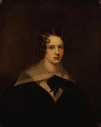 Unknown woman, formerly known as Felicia Dorothea Hemans