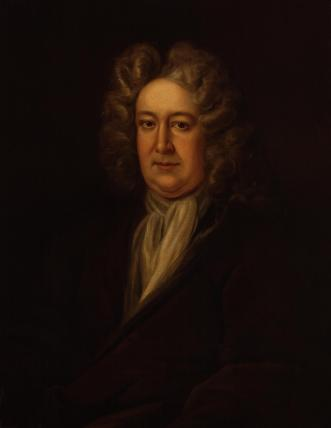 Unknown man, formerly known as Nicholas Rowe