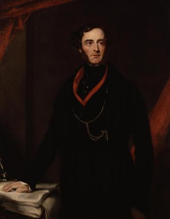 Lord George Cavendish Bentinck