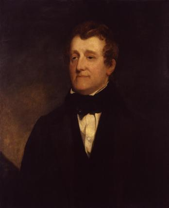 Unknown man, formerly known as Charles Mathews