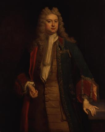 Unknown man, formerly known as Horatio Walpole, 1st Baron Walpole of Wolterton