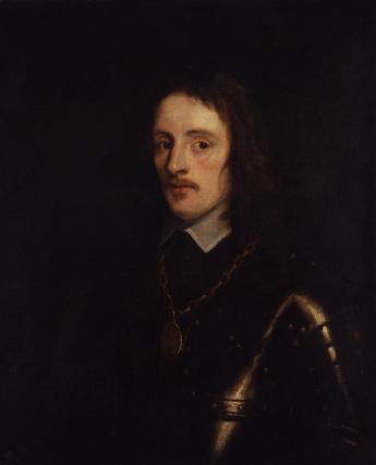 Unknown man, possibly Sir Thomas Tyldesley