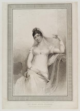 Mary Anne Clarke (née Thompson)